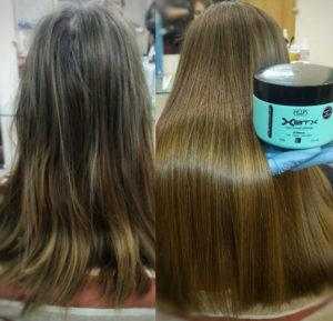 Нанопластика волос в Магии Красоты на Есауленко в Сочи
